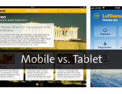 Mobile vs. Tablet