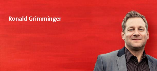 Ronald Grimminger - Head of Conversion Concepts